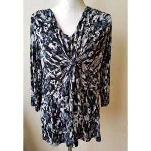 Daisy fuentes blouse size XL